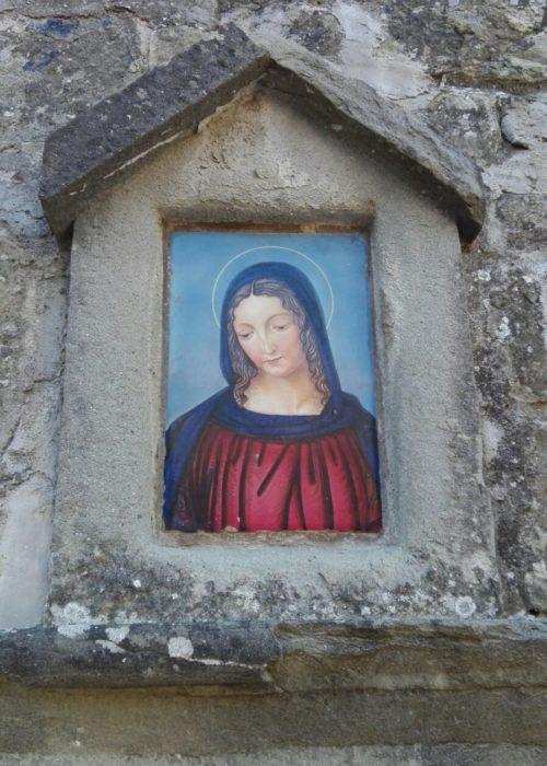Edicola la Madonnina-Serravalle di Bibbiena