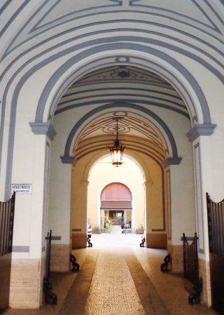 Interno palazzo Casa Beltrame