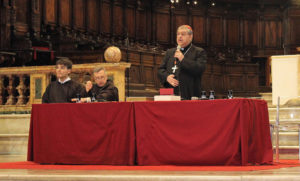 Il Cardinale Crescenzio Sepe parla di Enrichetta Beltrame Quattrocchi