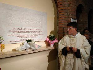 Anniversario matrimonio dei coniugi Luigi e Maria