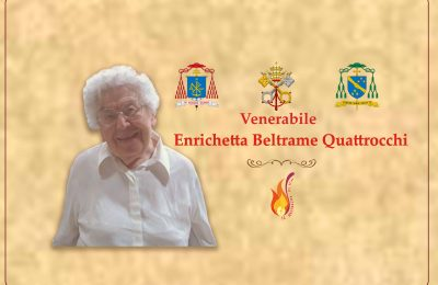 Venerabile Enrichetta Beltrame Quattrocchi
