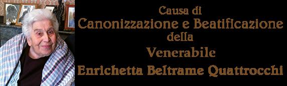 Enrichetta Beltrame Quattrocchi